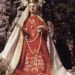 Virgen de Brezales de espejón, ayuntamiento de Espejón